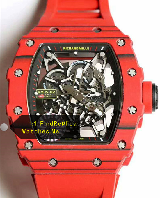Richard Mille RM 35-02 2019 Red Watch