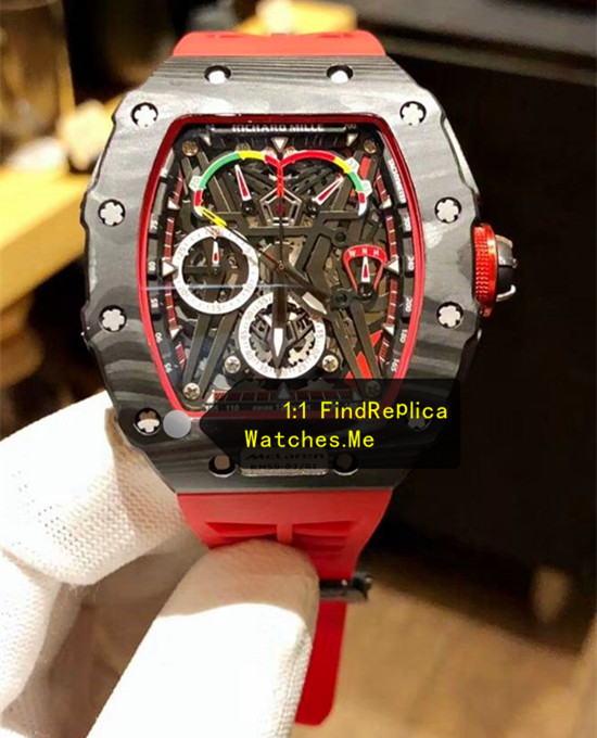Richard Mille RM 50-03 McLaren F1 Sport Watch