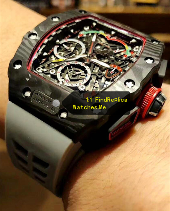 Richard Mille RM 50-03 McLaren F1 With Gray Strap