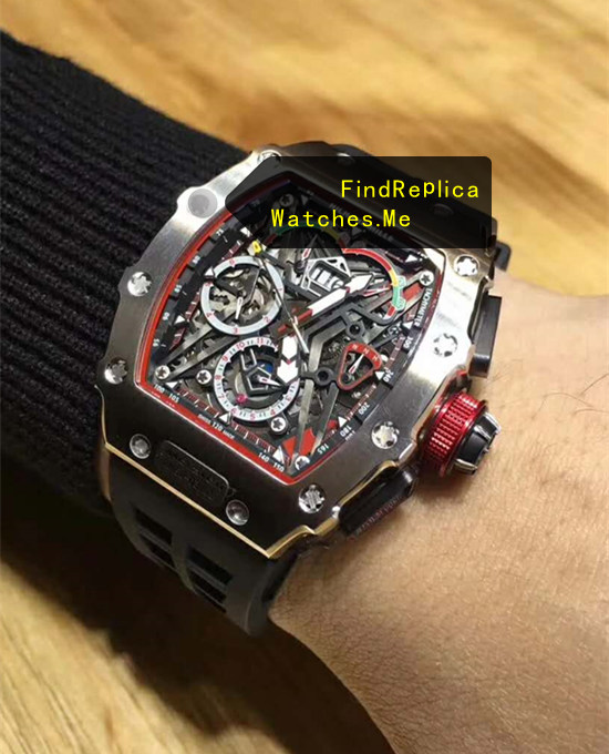 Cheap Richard Mille RM 50-03 Titanium Watch