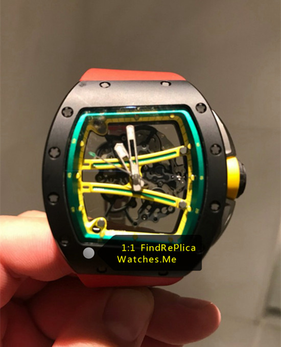 Richard Mille RM 61-01 Red Strap