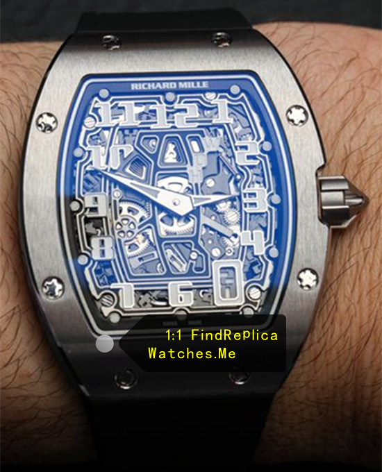 Richard Mille RM 67-01 Ultra-Thin Titanium