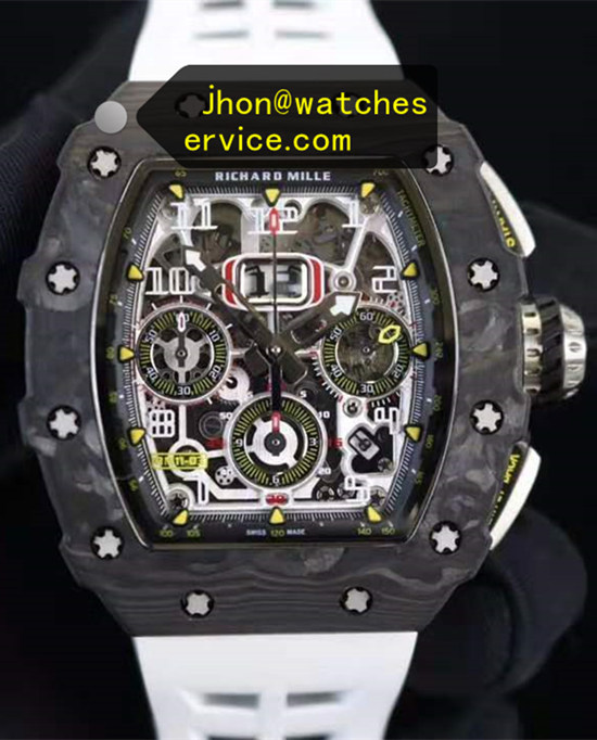 Super KV Richard Mille RM 11-03 Carbon Fiber Version