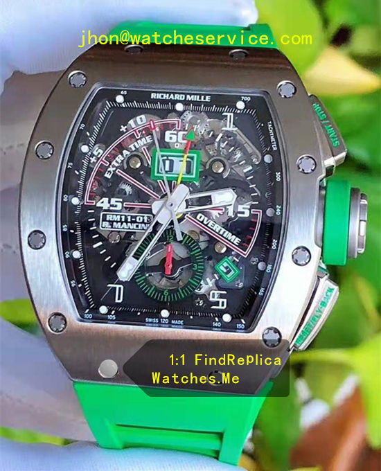 Swiss Movement Richard Mille RM 11-01 Watch