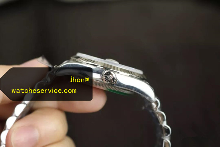 Replica Datejust 116234 904L side