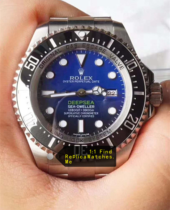 Rolex Sea Dweller m126660-0002 D-Blue Deepsea