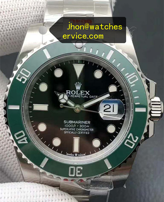 2020 41MM Rolex Submariner m126610lv Hulk