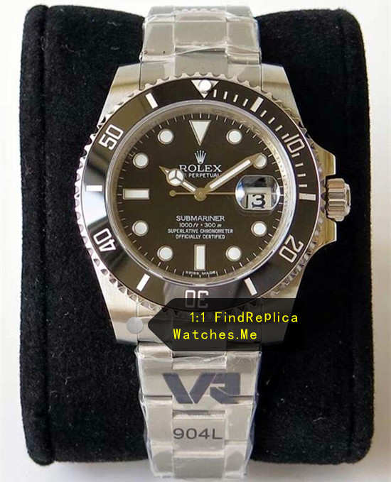 Rolex Submariner 116610LN-97200 Black Watch