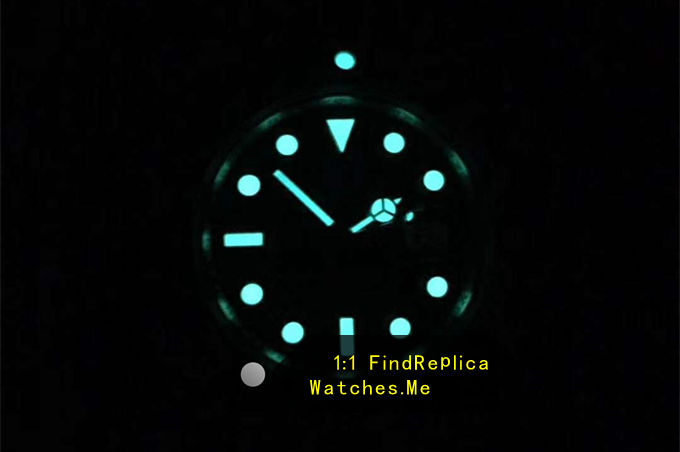 Replica Rolex Submariner 116618LN-97208 Luminous