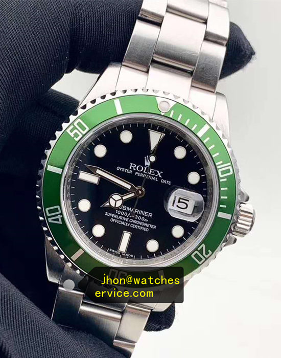 2020 Upgraded Version AR Submariner 16610LV-93250 replica watch