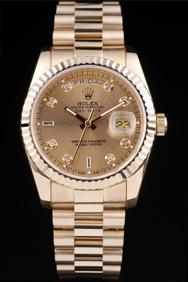 Rolex Day Date Gold 41MM