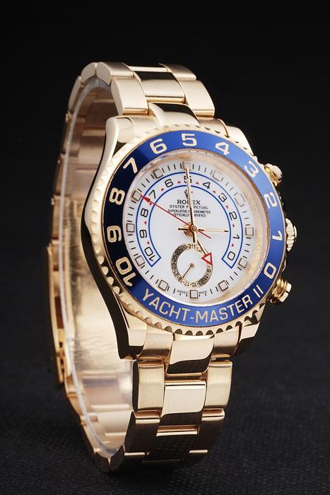 Rolex Yacht-Master 18CT Gold 116688-0002 Replica Watch