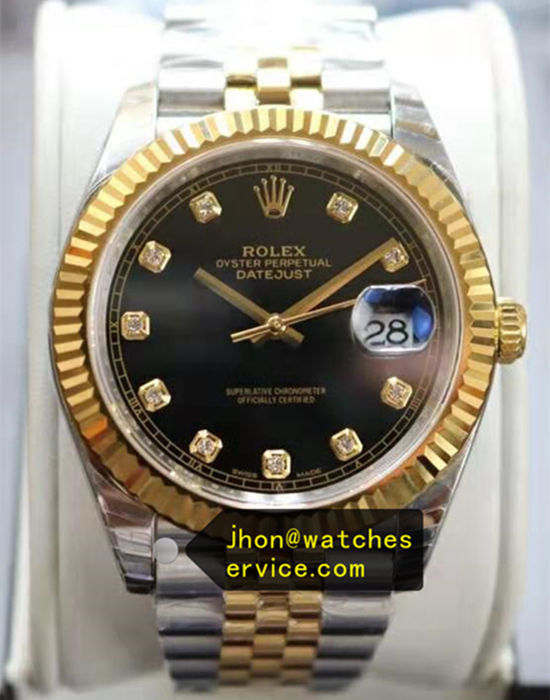 41MM Rolex Datejust m126333-0006