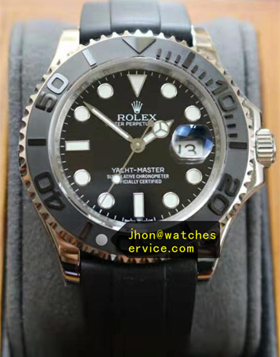 42MM Matt Ceramic Rolex Yacht-Master m226659-0002
