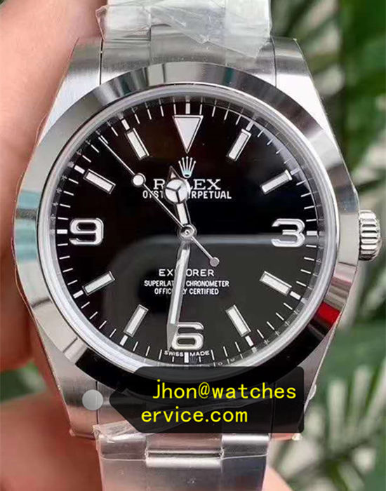 AR The Best Made Rolex Explorer-I 214270-77200