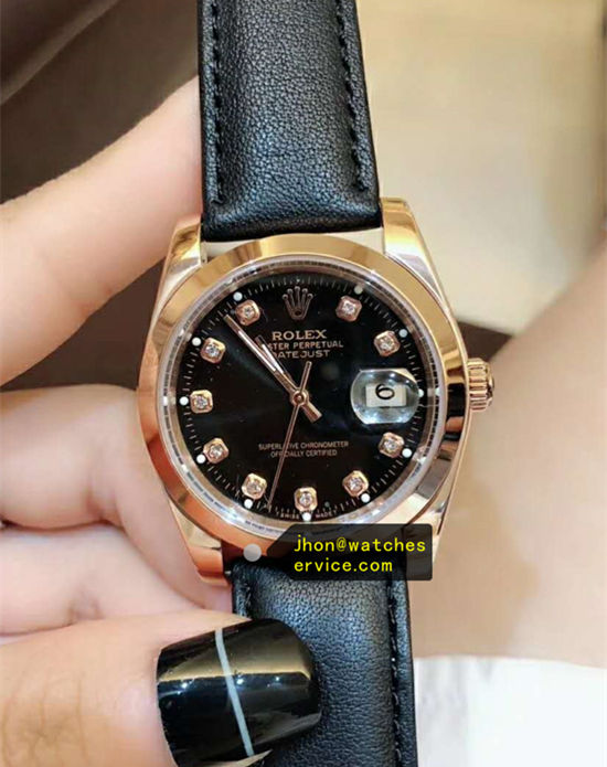 Lady Rolex Datejust 28MM m279163 Rose Gold