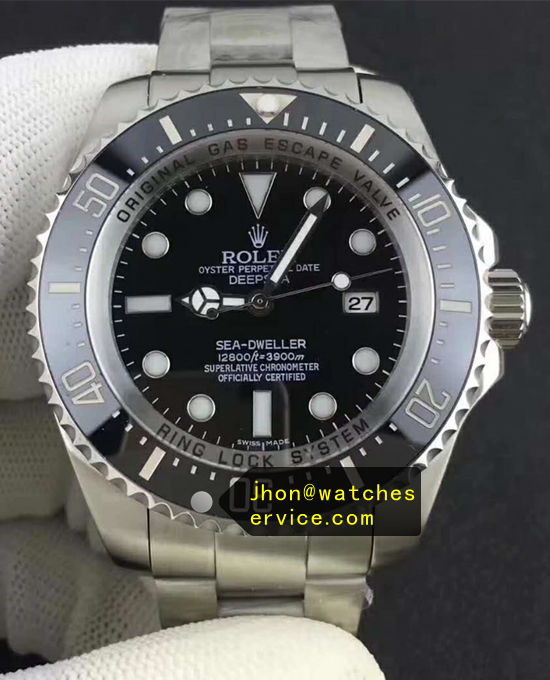 N-Factory Rolex Sea Dweller 126660-0001 43MM