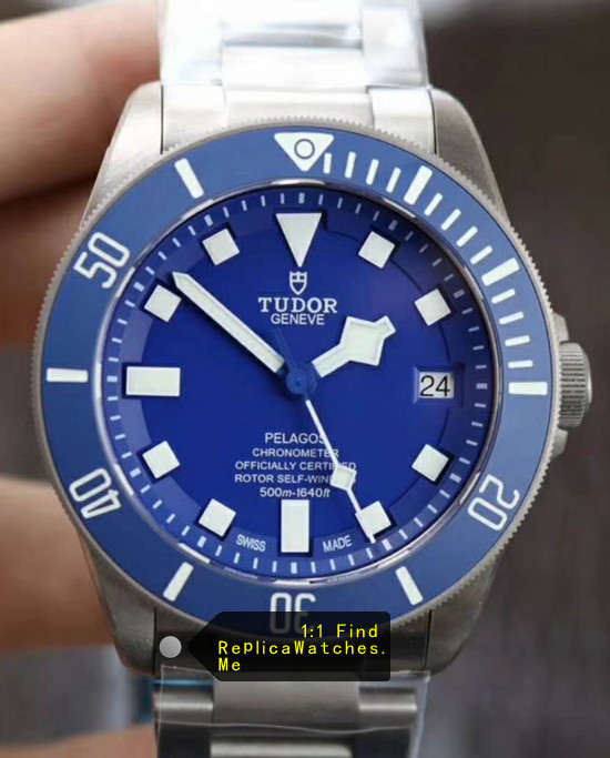 Tudor Pelagos 25600TB Deep Blue 42MM