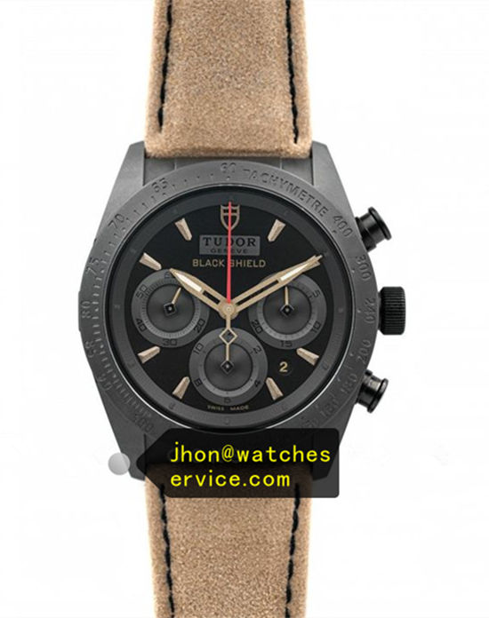Tudor Fastrider Black Shield Matte Ceramic M42000CN-0016