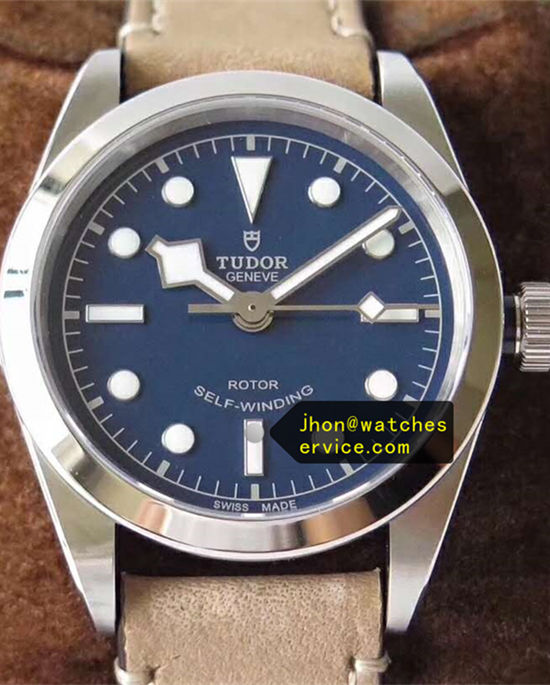 Tudor M79500 Black-BAY 36MM Blue Dial