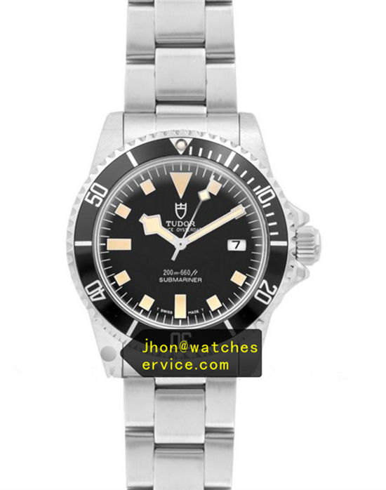 Tudor Submariner 40MM Steel Diving