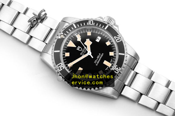 Tudor Submariner 40MM Steel Diving replica watch